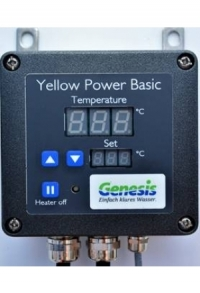 Genesis Yellow Power Basic Pro