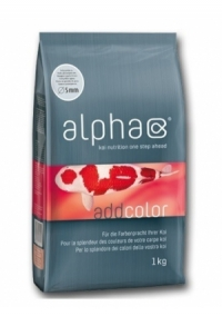 Alpha Add Color
