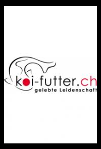 Teich mit Eisschicht bedeckt?